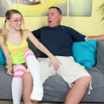 Alexia Gold seducing her uncle