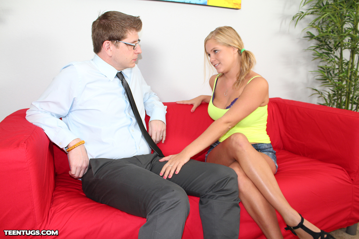 Anabelle pync loves stroking thick meaty rods 8
