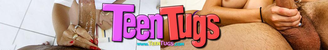 teen tugs has exclusive teen handjob videos